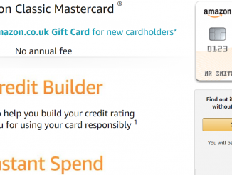 Apply amazon gift card to credit card